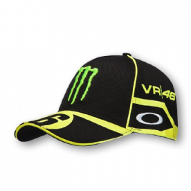 VR46 Monster Moto GP Cap